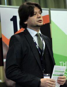 Иван Велков, председател на УС на БГФМА