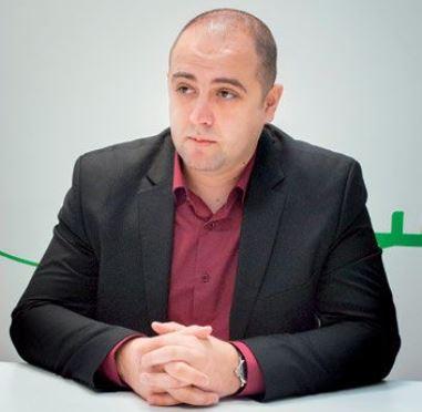 """Инж. Йордан Станков, ръководител, отдел """"Управление на имоти"""", ЧЕЗ Разпределение България АД"""