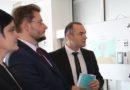 Министър Седларски посети Център за иновации в сградните технологии на Siemens България