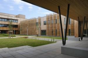 Veolia Environnement Centre Est Arte Charpentier Architectes