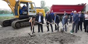 Започна строителството на София Тех Парк CC www.president.bg