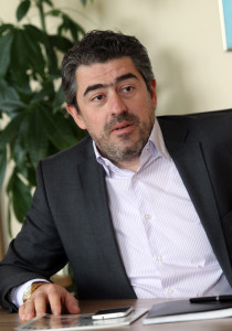 Горан Миланов, председател на УС на БГФМА, зам. председател на УС на EuroFM