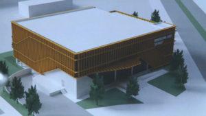 Проект за нова зала за волейбол @bTV