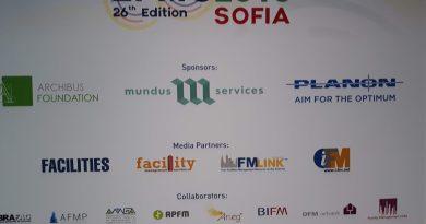 Европейската фасилити мениджмънт конференция събра над 300 експерти в София