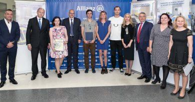 Алианц Банк България ще реализира студентски проекти