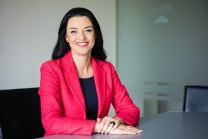 Ирена Жотева, управляващ партньор на HILL International България