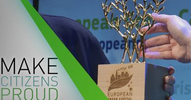 """Белград, Скопие, София, Загреб се състезават за европейска награда """"Зелена столица 2023"""""""